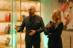 Речь управляющей на открытии клуба красоты authentica club нижний новгород