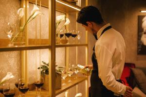 Напитки для гостей на мероприятии в честь открытия клуба красоты authentica club нижний новгород