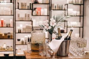 Напитки на летнем мероприятии клуба красоты authentica club нижний новгород
