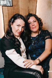 Фотография гостей на летнем девичнике клуба красоты authentica club нижний новгород
