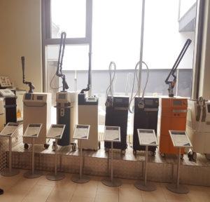 Врач-косметолог клуба красоты authnetica club нижний новгород изучала немецкие лазерные аппараты на тренинге в Германии