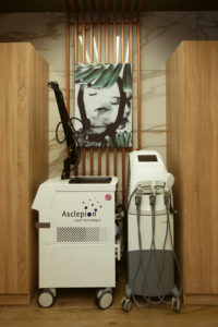 Врач-косметолог клуба красоты authnetica club нижний новгород прошла обучение в Германии по лазерным технологиям