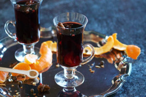 Горячий напиток для осеннего мероприятия клуба красоты authentica club нижний новгород