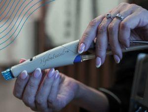 Аппарат для очищения кожи hydrafacial в клубе красоты authentica club нижний новгород