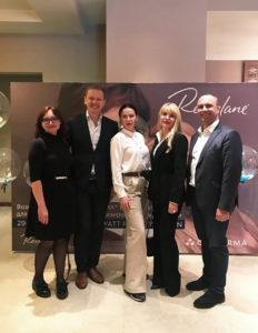 Врач-косметолог клуба посетила конференцию красоты от galderma