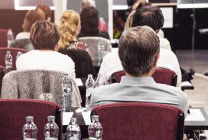 семинар по косметологии, который посетила наша врач-косметолог