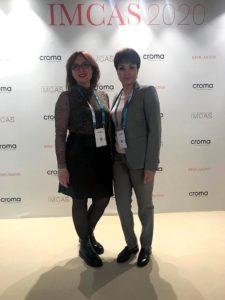 Врач-косметолог клуба authentica club стиль жизни посетила медицинский конгресс в Париже 2020